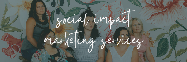 social impact marketing services banner