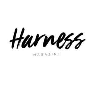 harness magazine logo